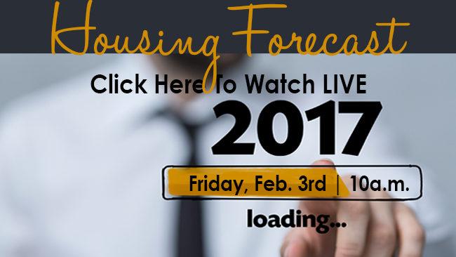 2017 Housing Forecast Website- CLICK HERE FOR LIVE
